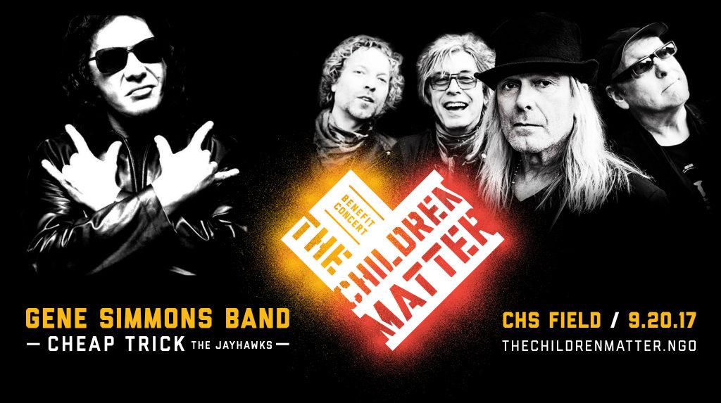 The Children Matter Benefit Concert 2017