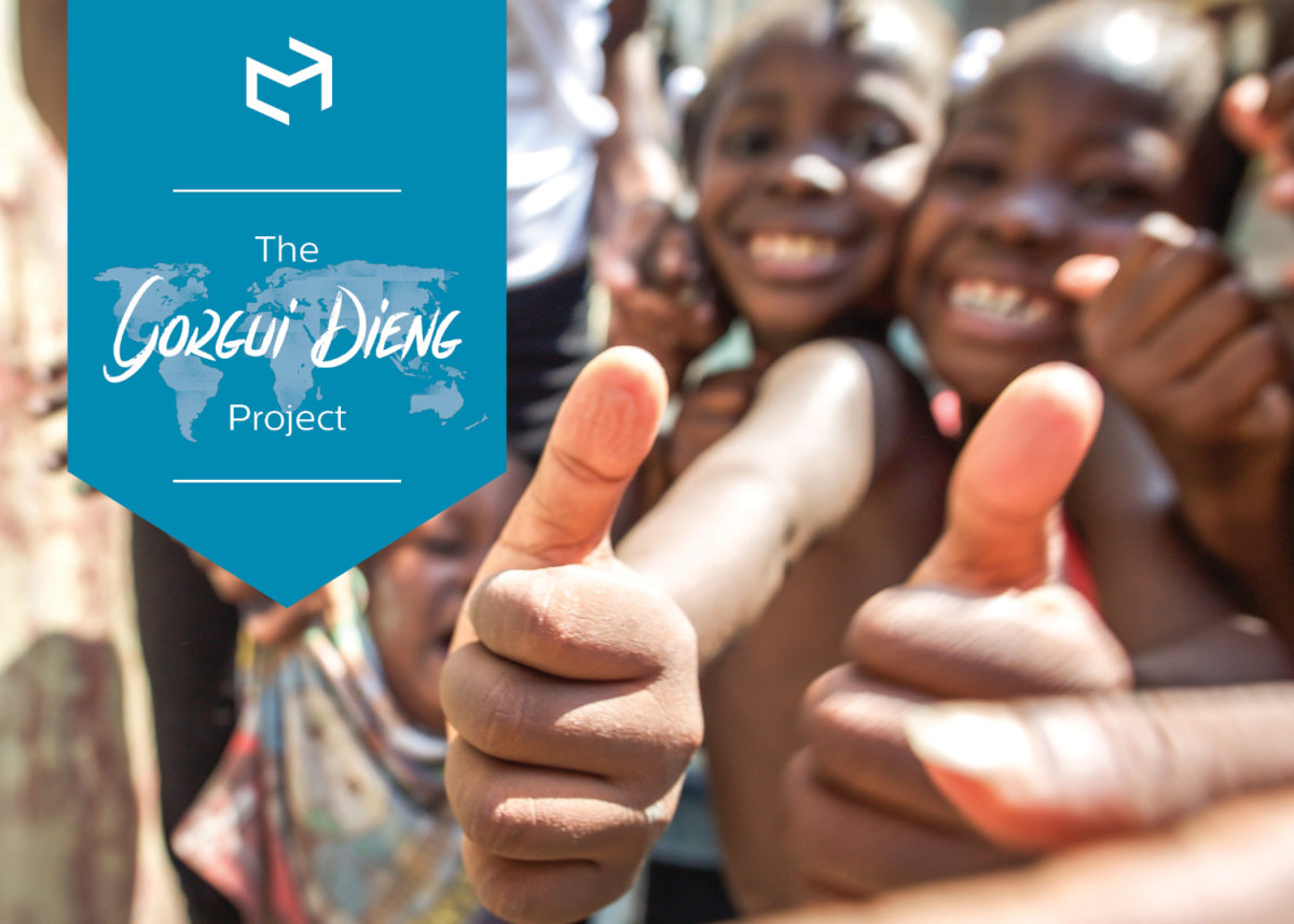 Gorguie Dieng Senegal MATTER Project