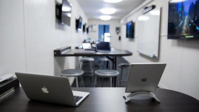 Inside MATTER Innovation Hub