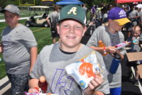 MATTERbox Snack Pack at Kyle Rudolph Camp