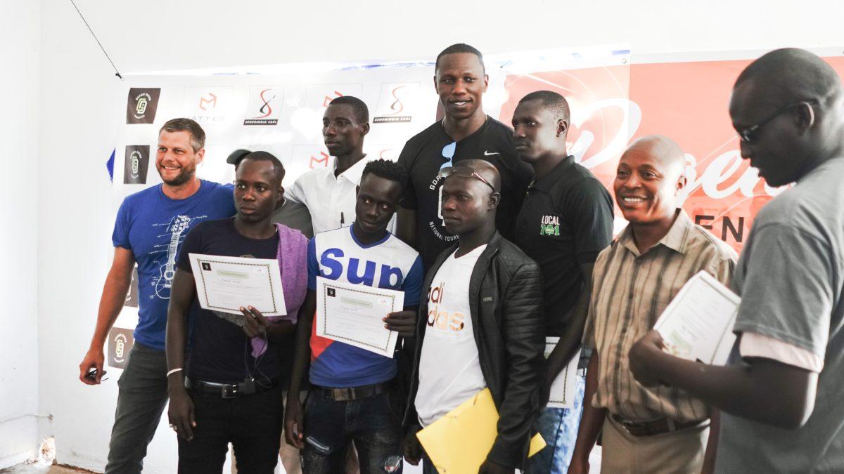 Regenrate Senegal Conference 1
