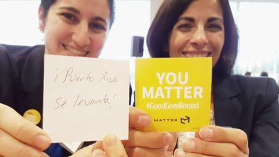 General Mills YouMATTER Notes