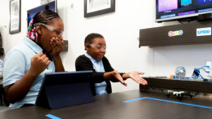 Prodeo Academy Students Excited By the MATTER Innovation Hub
