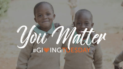 MATTER Giving Tuesday