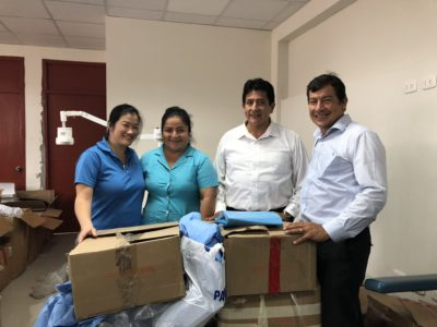 MATTER redistributes medical equipment & supplies