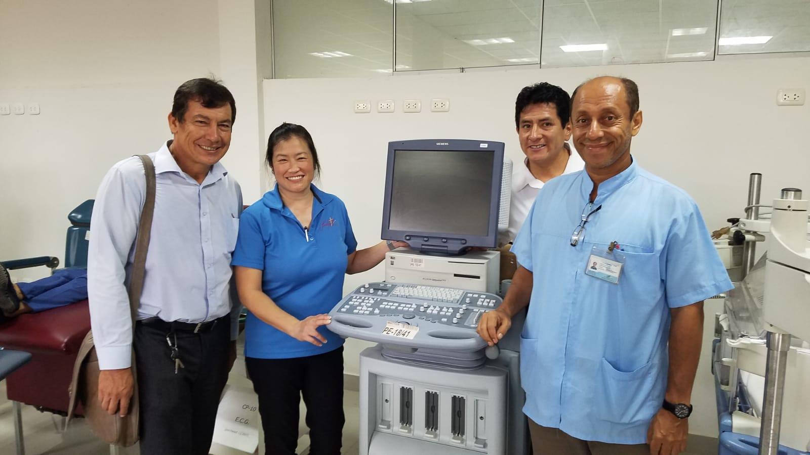 MATTER redistributes medical equipment & supplies
