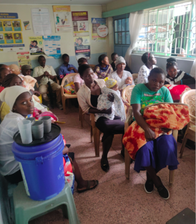 Access To Health In Kenya