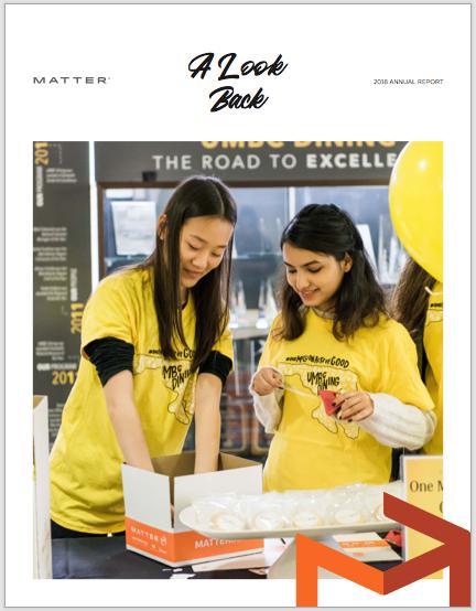MATTER 2018 Annual Report