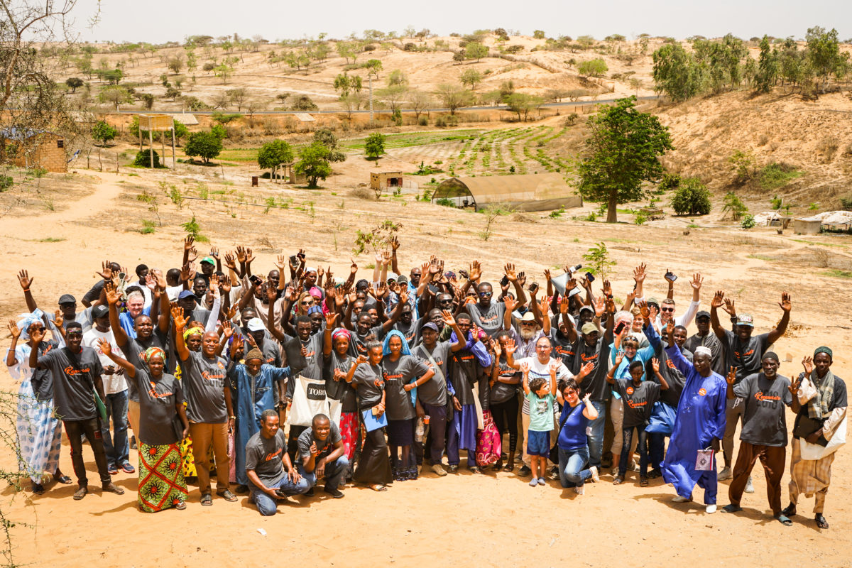 Regenerate Senegal Conference