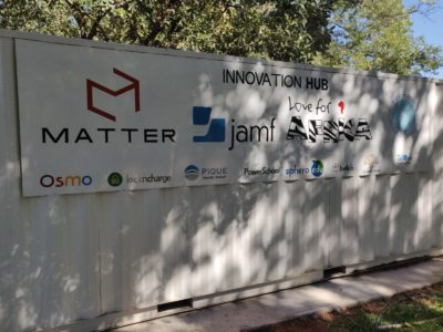 MATTER Innovation Hub in ZImbabwe
