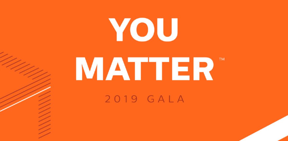 2019 YOU MATTER Gala