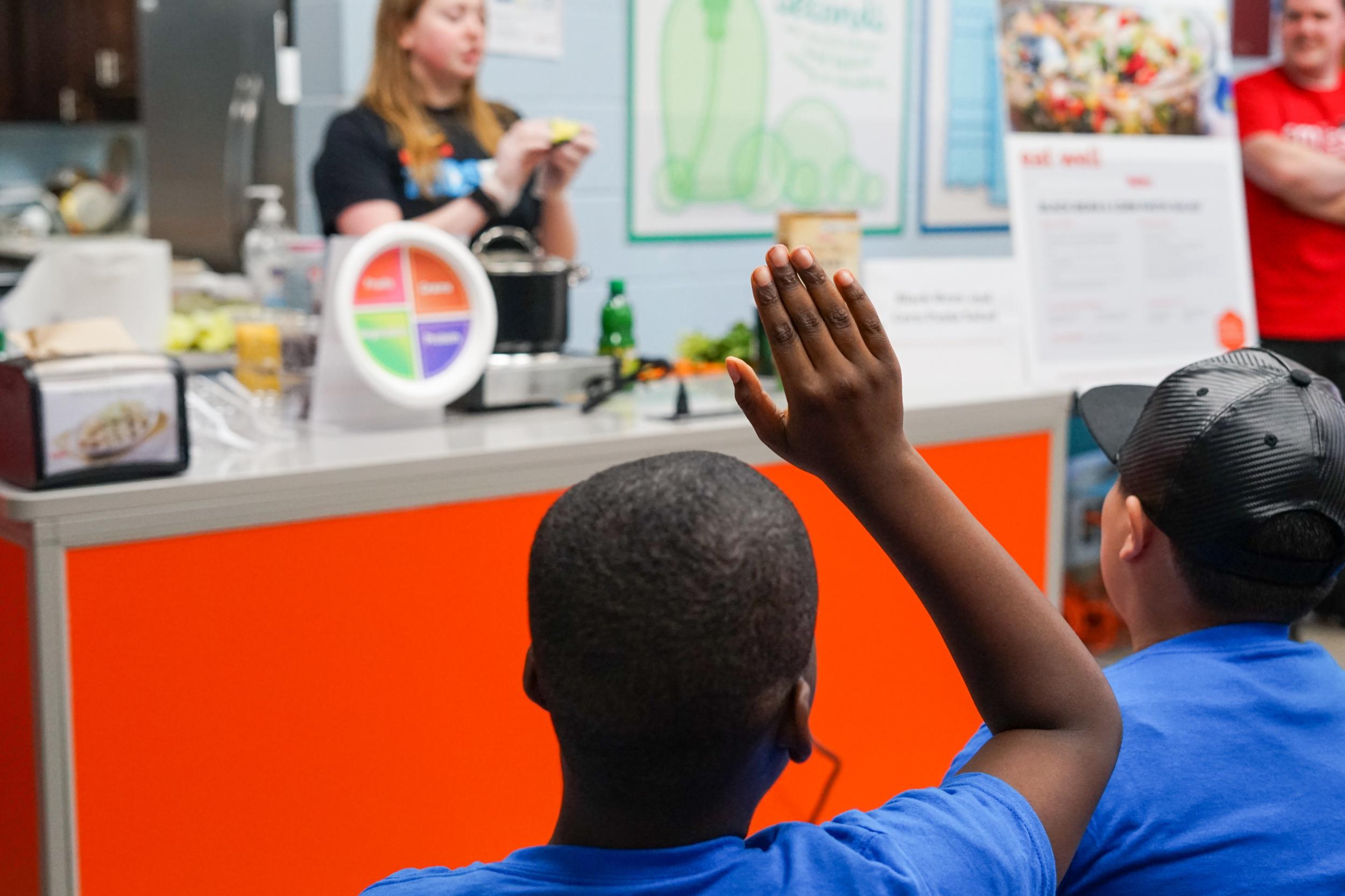 MATTERbox Partners: Feeding Healthier Lives