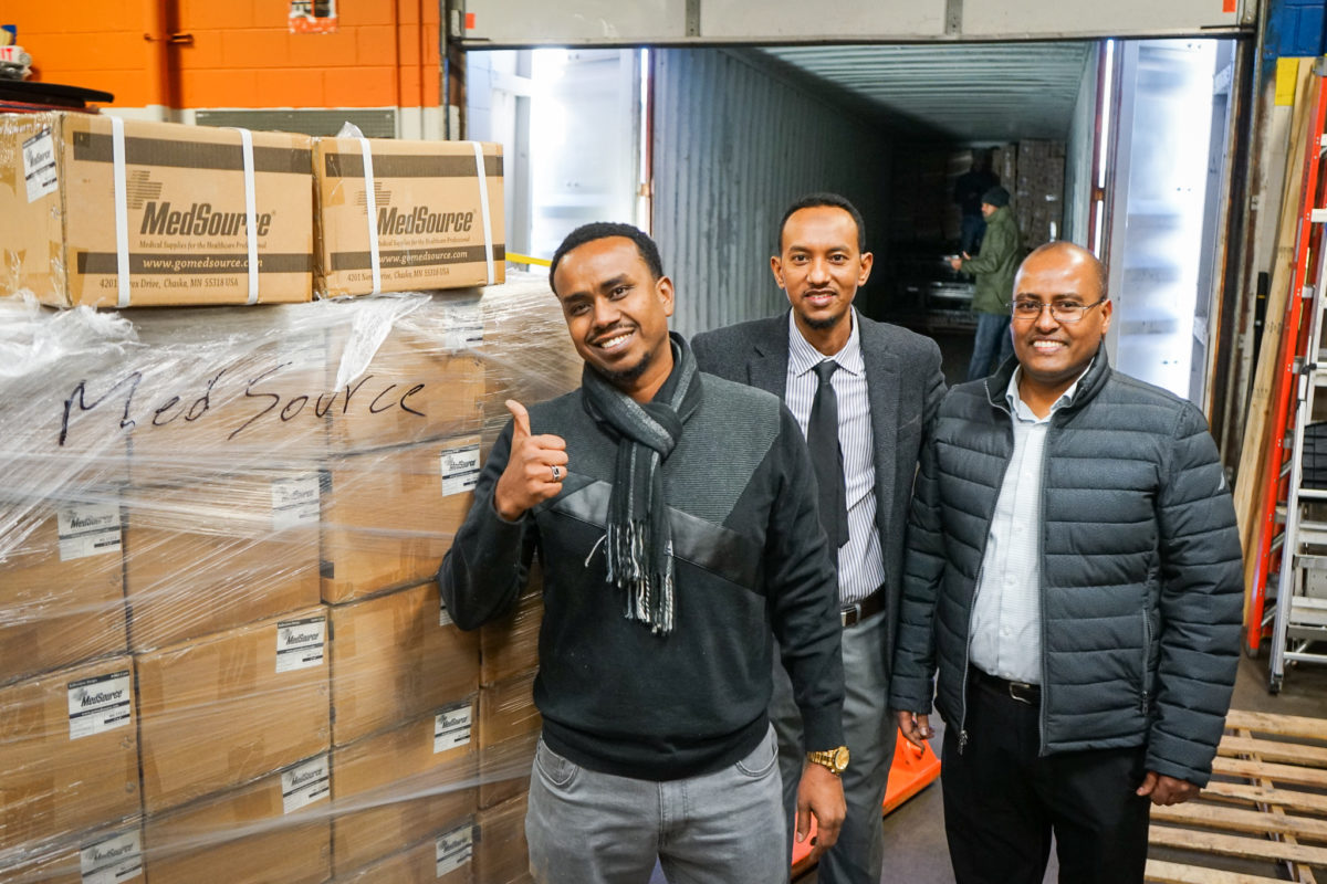 Fulfilling Dreams to Improve Healthcare in Ethiopia