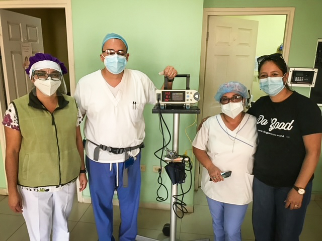 Medical Supplies Bring Hope & Opportunity