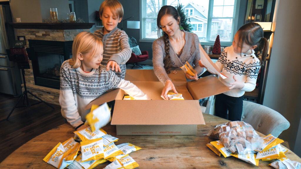 MATTERbox Volunteer Kit