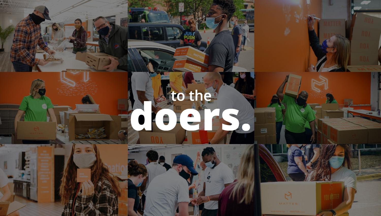 National Volunteer Month: Thanking Doers For Making The World Better