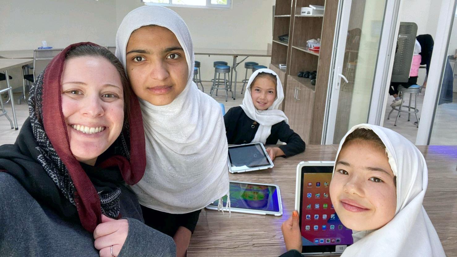Education Afghanistan Innovation Hub