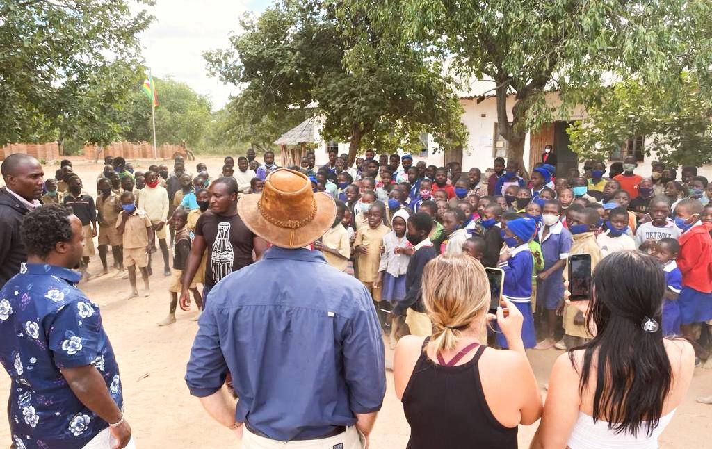 Binga Clinic in Africa