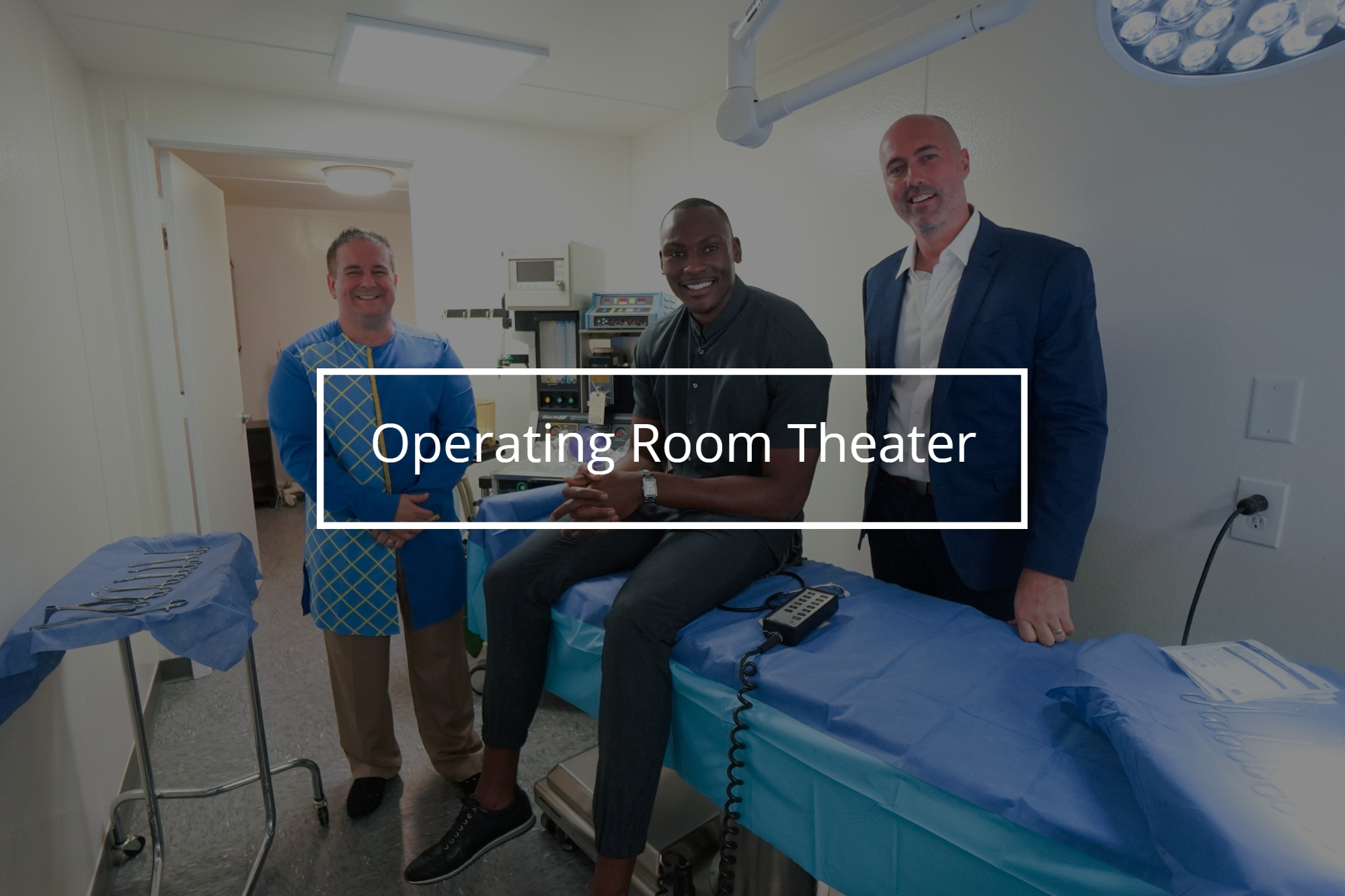 Operating Room Theater