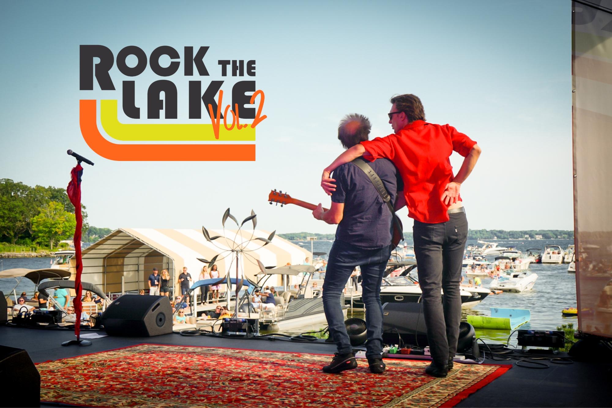 Rock The Lake, Vol. 2